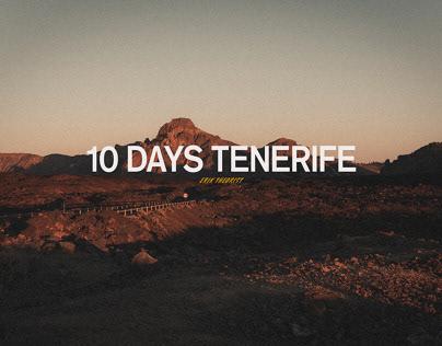 10 DAYS TENERIFE