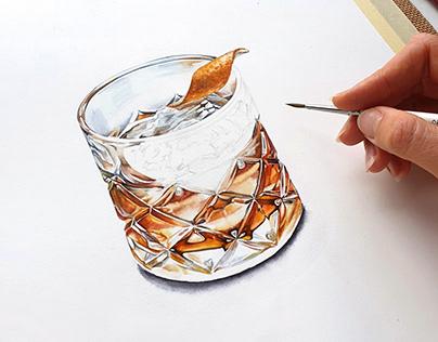 Classics Perfected cocktails. Part 2