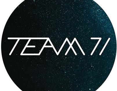 Team 71 new logo