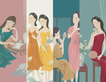 'THỊ' Collection - Xéo Xọ Spring/Summer 2019