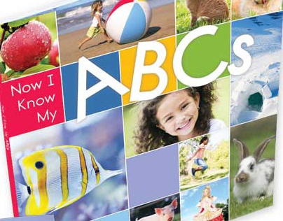 Now I Know My ABCs materials