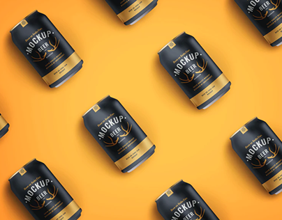 Best Free Can & Tin Can Mockups 2020