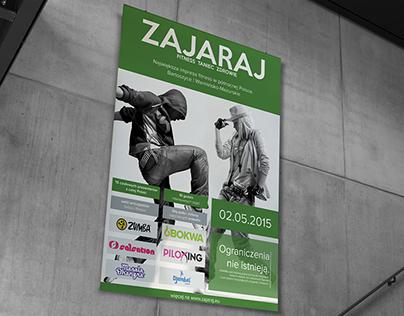 whitegraphic | Poster design | ZAJARAJ