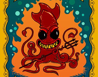 Crazy Calamari