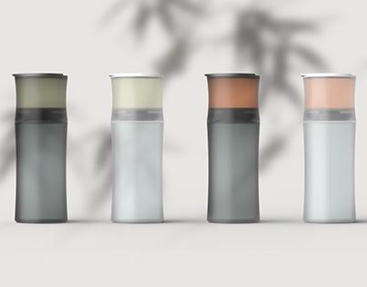 ZEN CUP - Integrated Tea Cup Design