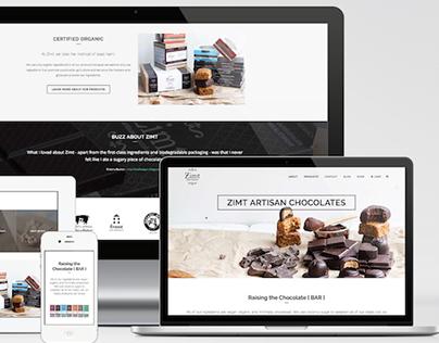 Ecommerce Website Redesign