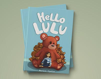 Book Dummy: Hello Lulu
