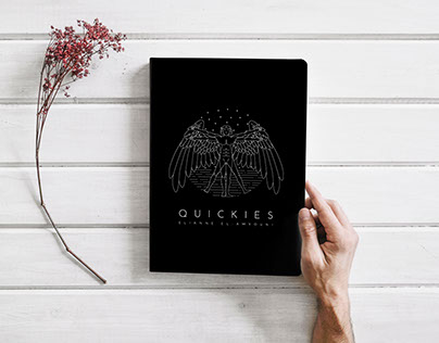 Quickies Book Illustration