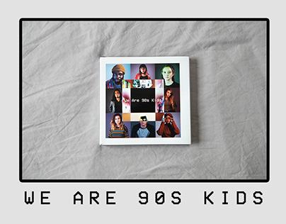 We Are 90s Kids Fashion Lookbook