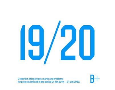 Logotypes & Marks 2019 — 2020