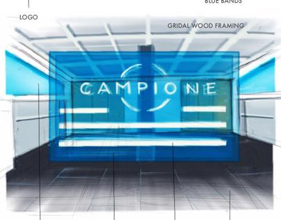 Campione Retail Store Concept 2015