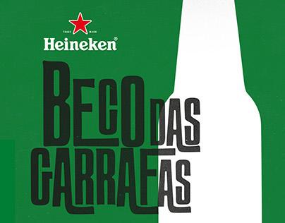 Heineken Beco das Garrafas