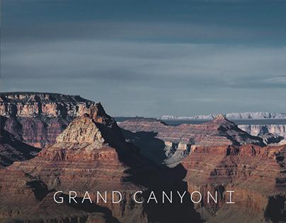 Grand Canyon   Day I