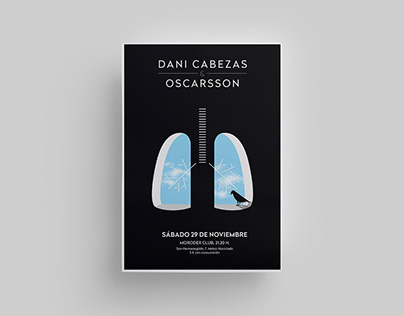Dani Cabezas y Oscarsson