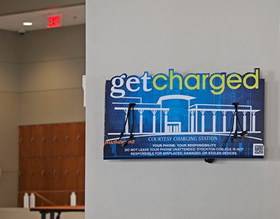 Get Charged/Get Connected