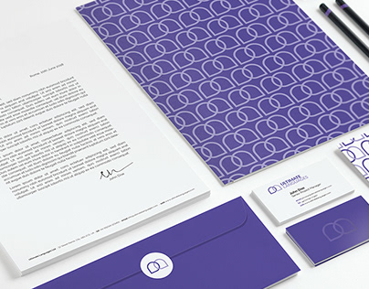 Branding for a translation services provider