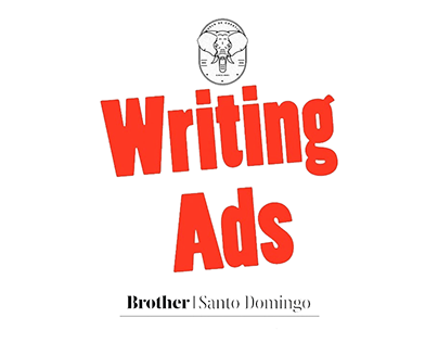 Writing Ads | Brother SD