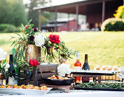 Wine Country Feast