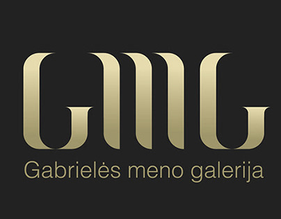 GABRIELE ART GALLERY-visual identity book, 2018