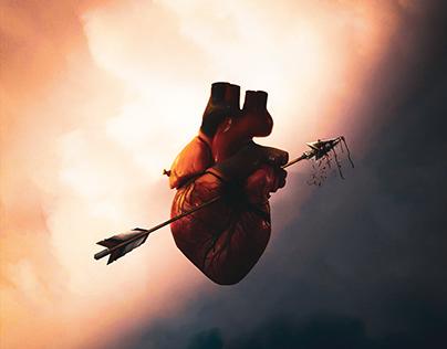 Nihat İlhan - Kalpte Duran Kalpçe Üzen | Kapak Tasarımı