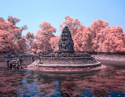 Sloka 69: Neak Pean Temple