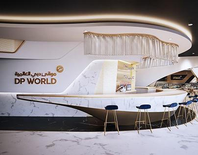 DP World Lounge Design