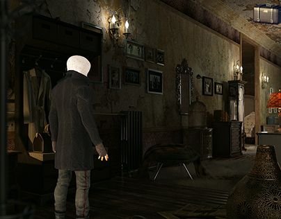 Gameplay from the alpha demo The Dark Inside Me
