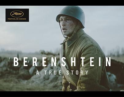 Brochure for short movie BERENSHTEIN
