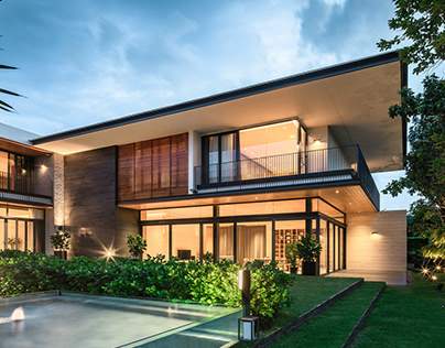 PRIVATE RESIDENCE BY BROWNHOUSES