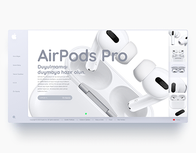 AirPods Pro Concept