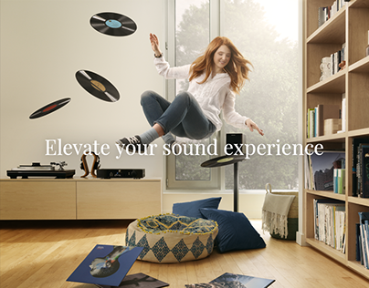 Elevate your sound experience