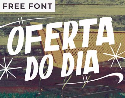 Oferta do Dia | Free Font