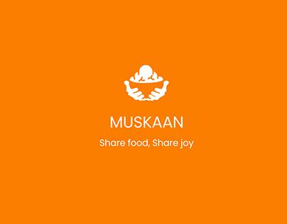 Muskaan - Food donation App