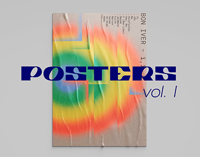 Music Posters — Vol I