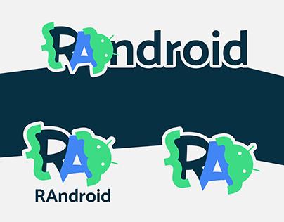 RAndroid logo