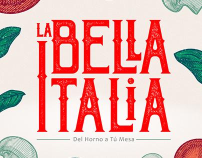 Branding - La Bella Italia