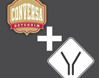 Brand • Itynerantys e Conversa Botequim • Cardapio