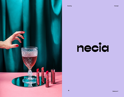 NECIA. Branding