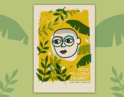 GIGPOSTER • Cecile McLorin Salvant
