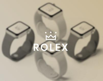 Rolex Logo Redesign