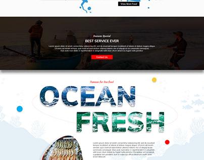 Ocean Fish Selling