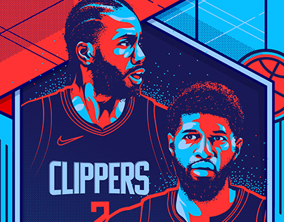 NBA 2019 - LA Clippers