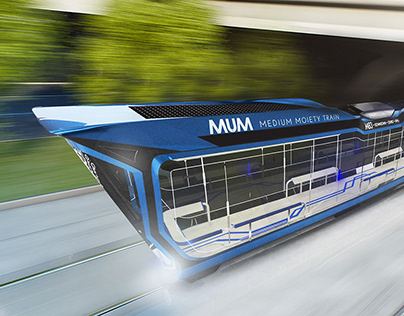 MUM - Half size train for small cities