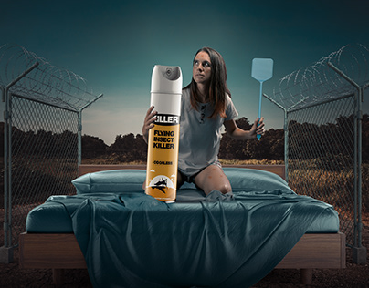 Insect Killer Campaign