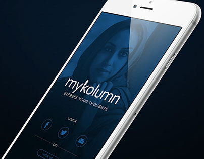 My Kolumn App
