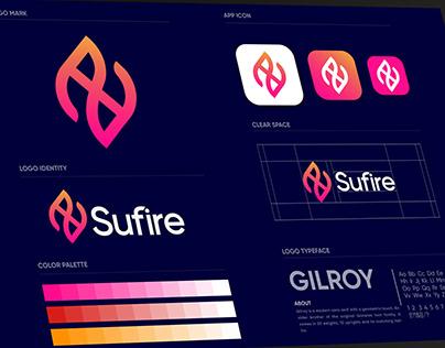 Sufire - Brand Identity Design