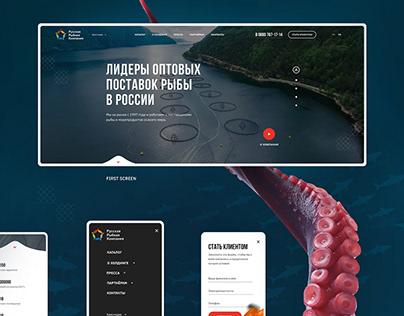 Russian Fish Company