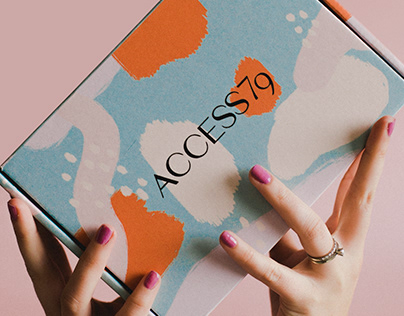 Access79 Branding & Packaging