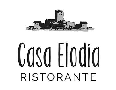 Logo ristorante Casa Elodia