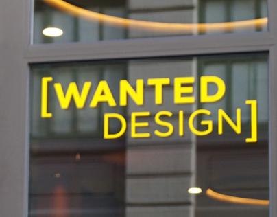 Wanteddesign 2016